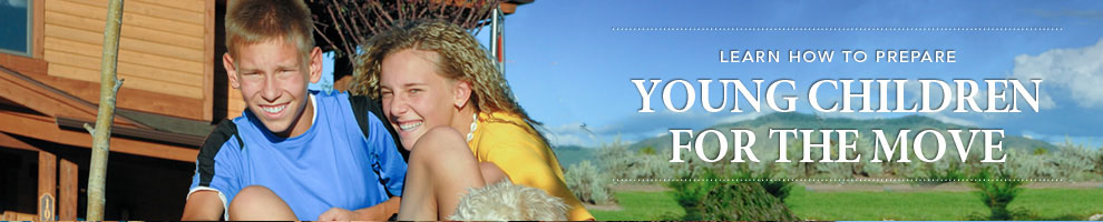 Parents - Preparing Young Children for a Move Image